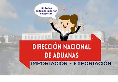Importacion - Exportacion...