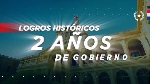 2 Años de Gobierno - Paraguay de la Gente
